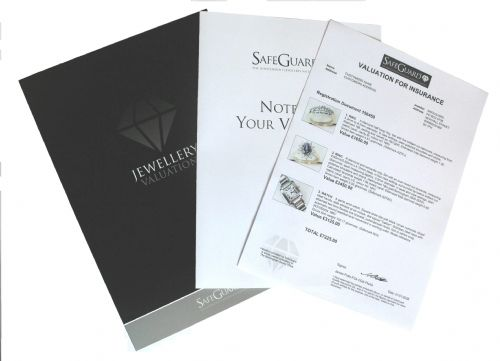 how to become a jewellery valuer uk