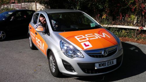 how to become a self employed driving instructor