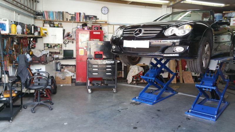 Garage Vehicle Services : Ksm garage services car repair in haringey london uk
