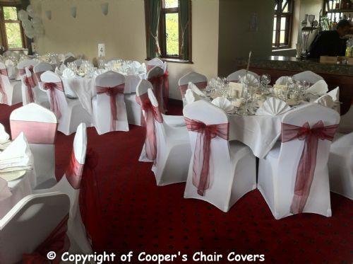 Coopers chair covers wedding decorator in kenley uk coopers junglespirit Images