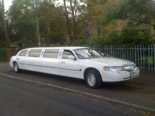 Sample Business Plan on Limousine Service Business Plan