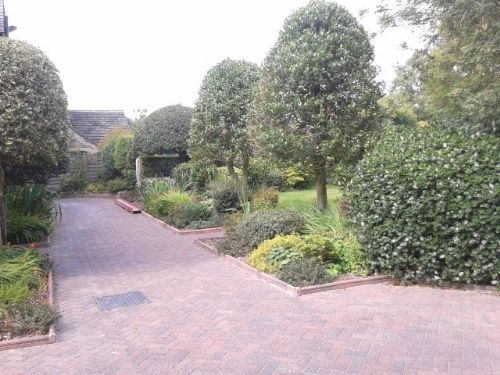 Garden Landscaping In Halifax Huddersfield West: Bradshaw Groundcare, Halifax