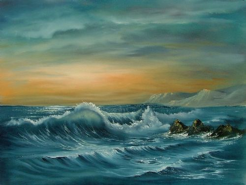 Oil Painting Classes For Adults