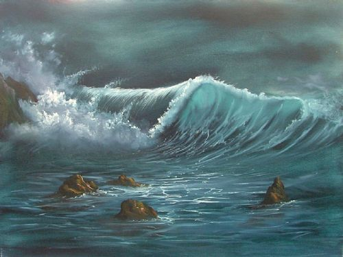 Original Seascape Oil Paintings