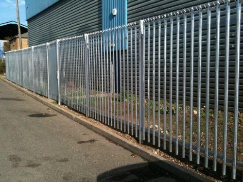 Collinson Fencing Ltd Basildon Security Fencing