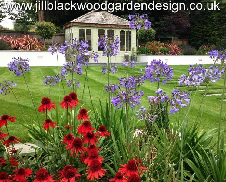 Jill Blackwood Garden Design Garden Designer In Swindon Uk