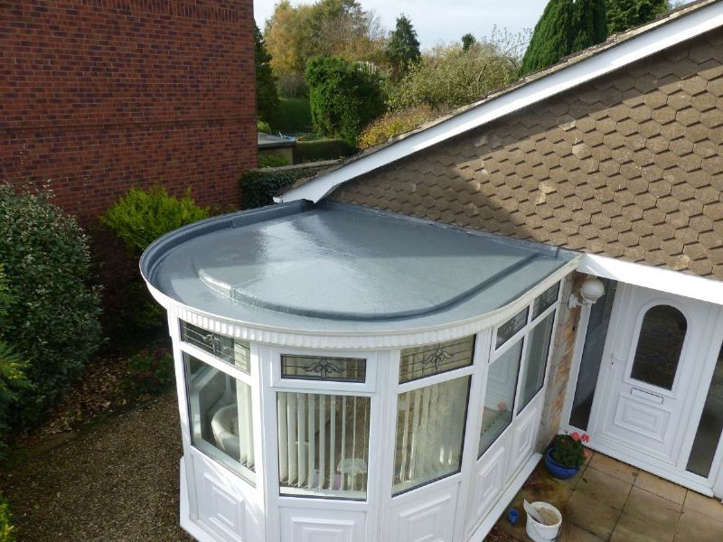Fibretechs Newent 53 Reviews Fibreglass Roofing