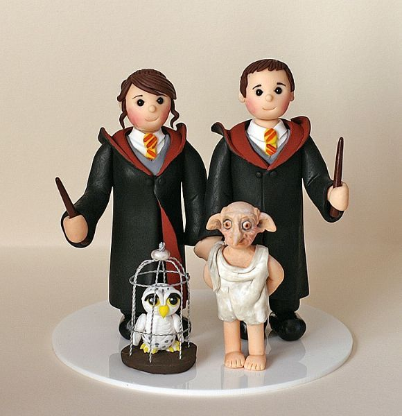Harry Potter Cake Decorating Kit Uk : Shantels Cake Toppers - Wedding Cake Maker in Exmouth (UK)