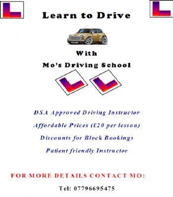 learn to drive manual school