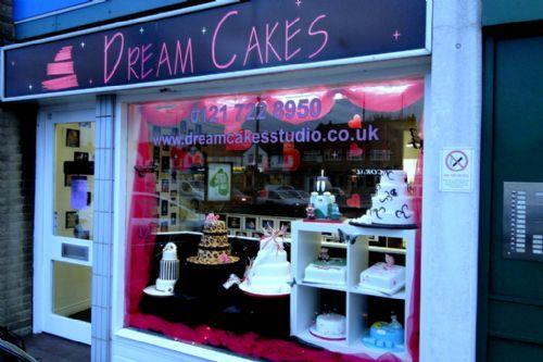 Egg Free Cake Shop Coventry