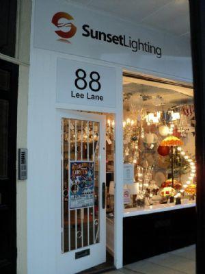 1 Photo. Sunset Lighting logo & Sunset Lighting - Lighting Shop in Horwich Bolton (UK) azcodes.com