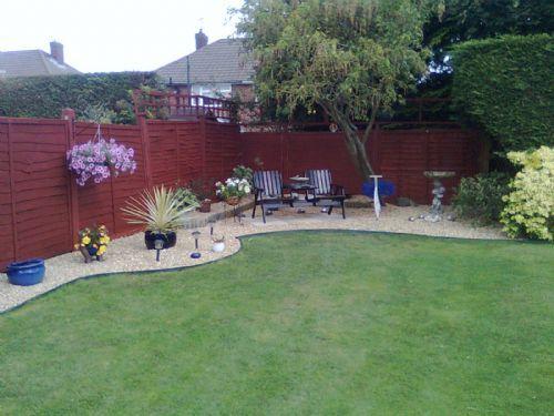 Painted Fence Panels Uk Best Fence 2017
