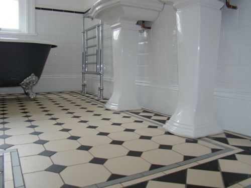 Legend Traditional Bathroom Suite At Victorian Plumbing Uk: Shaun Hornby Plumbing, Brough