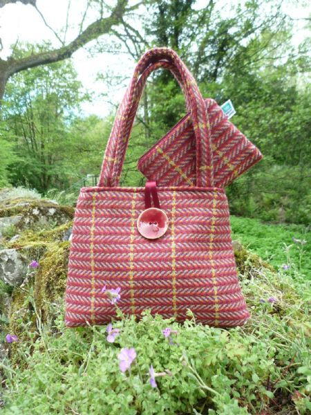 Hergest Handmade Handbags Handcrafted Item Designer In