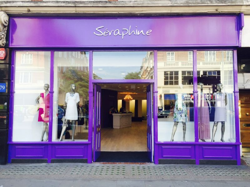Seraphine maternity shops are the number 1 destination for stylish mums-to-be looking for fashionable maternity clothes, and can be found in the world's most stylish fashion capitals including London, Paris, New York, Hong Kong and Dubai!