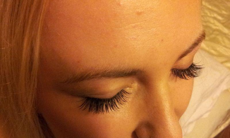 Semi Permanent Eyelash Eyebrow Extensions Halifax 2 Reviews