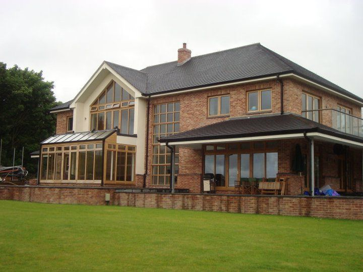 Architectural building design services architectural for Self build homes designs