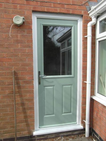 Grp Composite Doors Swadlincote 2 Reviews Door