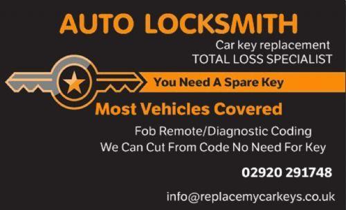 Lock Keys In Car >> Replace My Car Keys, Caerphilly | 26 reviews | Auto ...
