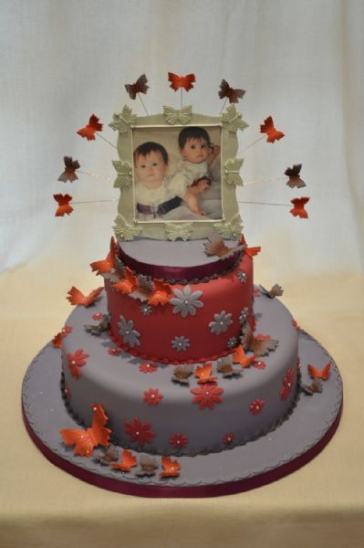 Watford Cake Topper