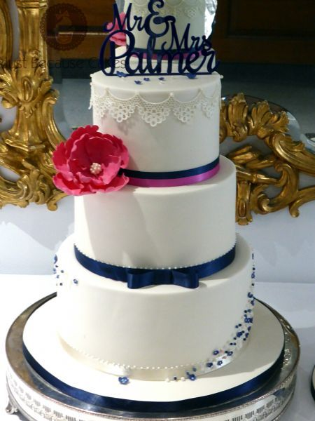 cakes for weddings just because cakes cake maker in burnham slough uk 2372