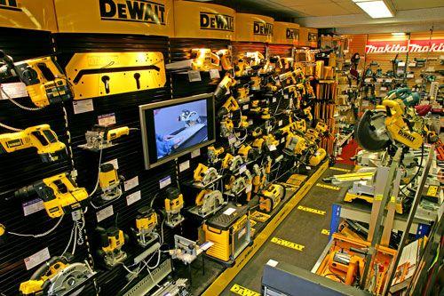 D&M Tools - Power Tool Supplier in Twickenham (UK)