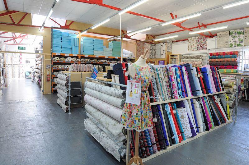 Textiles coursework shop profile