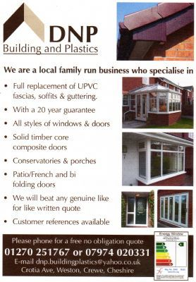 Dnp Building And Plastics Crewe 2 Reviews Double