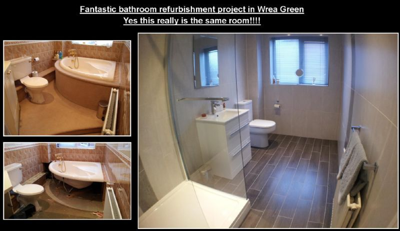 Bathroom Kitchen Installation Penwortham Bathroom Fitter In Penwortham Preston Uk
