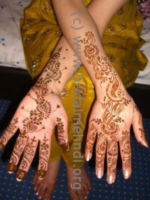 Bridal Mehndi  Henna Body Art Supplier In Ilford UK