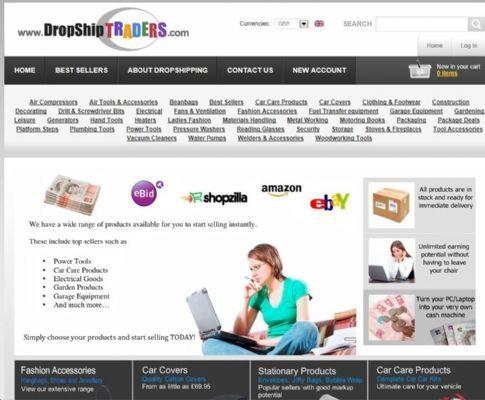 Drop Ship Traders Ltd, Broadstairs | Wholesale Trader