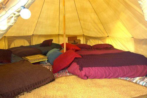 Based in Monkton Combe (Bath) Bath Bell Tents ... & Bath Bell Tents - Camping and Caravan Company in Monkton Combe ...