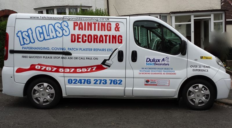Painting And Decorating Companies In London