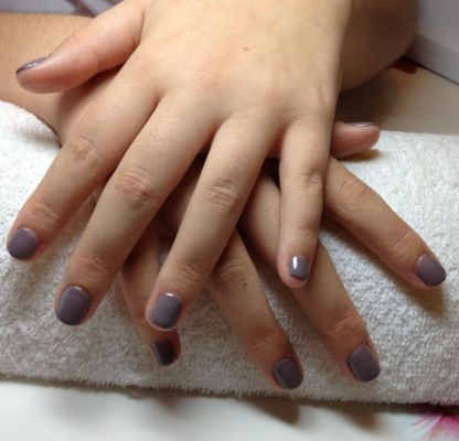 how to become a nail technician uk