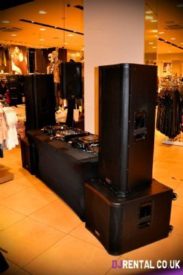 Dj Rental Uk Nottingham Sound Equipment Hire Company