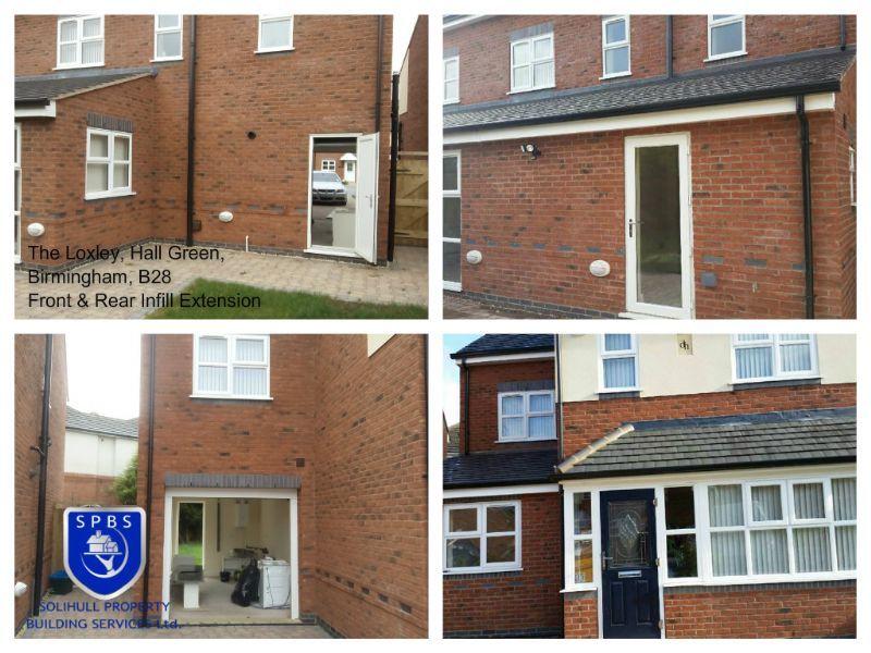 Solihull Property Building Services Ltd - Builder in Solihull (UK)