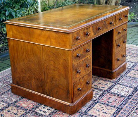 Burells antique desks antique furniture shop in for Furniture kidderminster