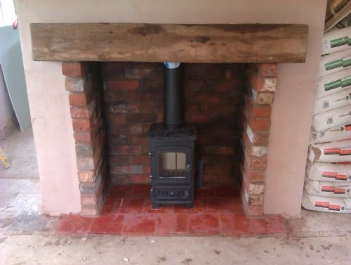 Fireplaces Fires Amp Flues Birmingham Wood Burning Stove