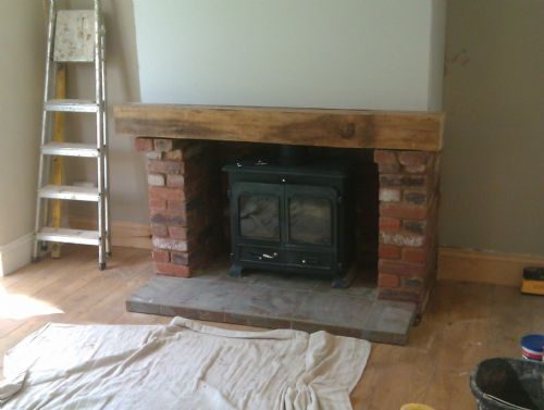 Fireplaces Fires Amp Flues Wood Burning Stove Company In