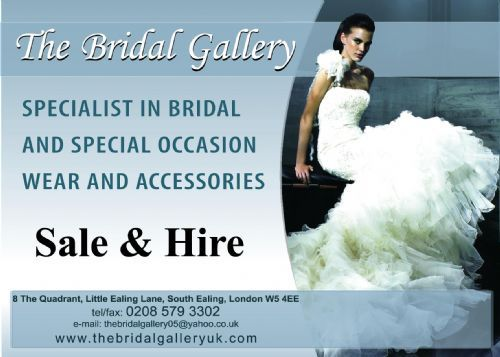 The Bridal Gallery - Wedding Dress Hire Company in South Ealing ...