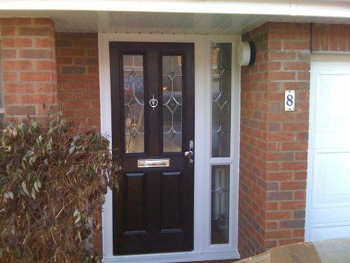 Composite Door Manufacturers : Rock hard composite doors door manufacturer in south
