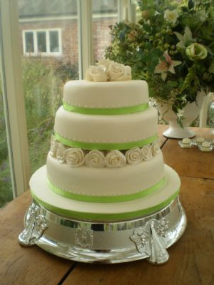 Wedding Cakes Ormskirk