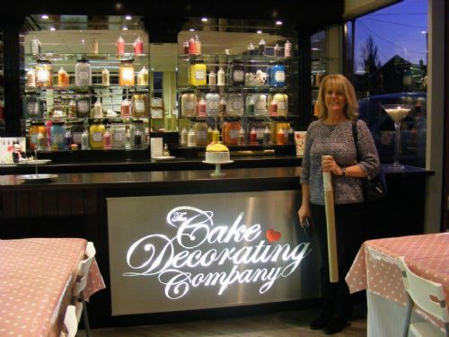 Cake Decorating Supplies Nottingham