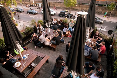 Camden Pubs With Function Rooms