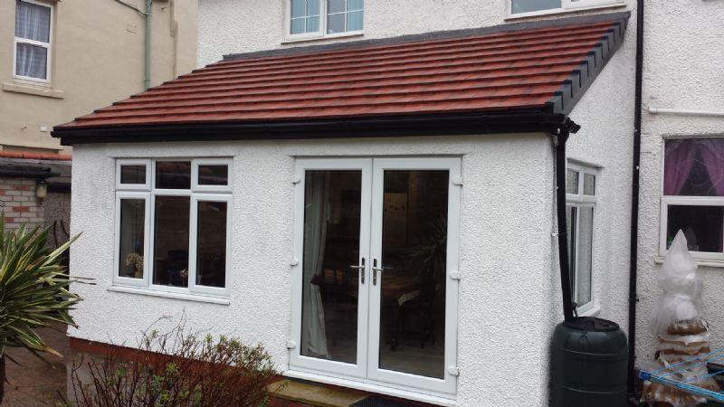 Simple Kitchen Extension palmer developments (nw) ltd - builder in wallasey (uk) - reviews