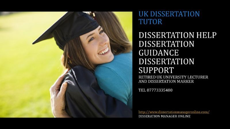 dissertation blog This blog discusses the process of the dissertation (specific to walden university), tips on writing, and answers student questions.
