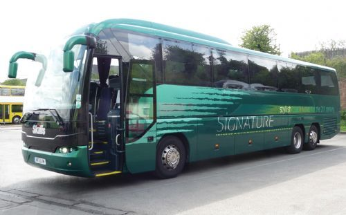 Skills Motor Coaches Coach Hire In Bulwell Nottingham Uk
