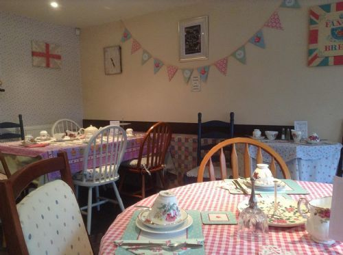 At Last Tea Room Werrington