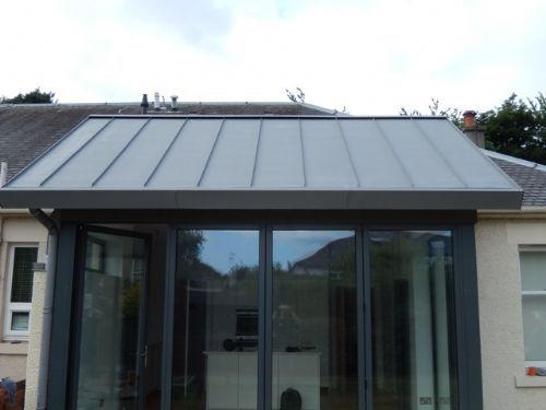 Artisan Zinc And Copper Roofing And Cladding Edinburgh