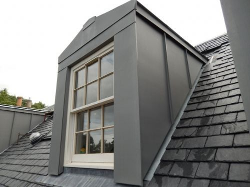 Artisan Zinc And Copper Roofing And Cladding Roofer In